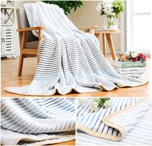 Cracks Printed Anti-Pilling New Style Flannel Blanket