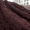 Portable Knitted Newest Design Double Sided Thick Flannel Blankets