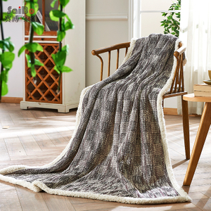 Security Best Selling New Design Flannel Blanket Wholesale