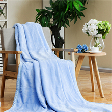 Anti-Pilling High Performance Custom Warm Flannel Blanket
