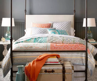 Liven up Your Bedroom With Colorful Bedding